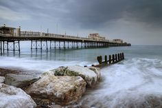 Worthing Pier, Worthing, West Sussex, by Derek Payne, Landscape Photography