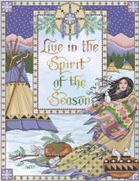 Spirit of the Season by Joan Elliot. Love everything about this.
