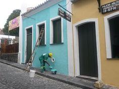 Pregopontocom Tudo: Imóveis do Centro Histórico de Salvador ganham novo colorido...