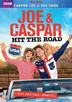 Joe & Caspar Hit the Road: USA