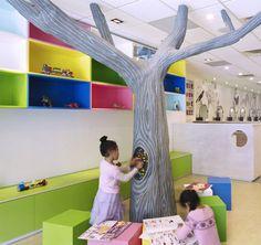 "Playful sense of ""nature"" interior design ideas"