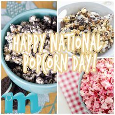 15 Super Creative Ways to Eat Popcorn on National Popcorn Day!
