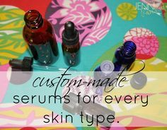A serum is the power house of your skin care regime. Serums pack a powerful punch that delivers results. If you are new to making your own skin care, serums are really simple. First, you pick a ...