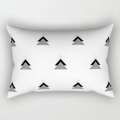 Arrows Collages Monochrome Pattern Rectangular Pillow (38 CAD) ❤ liked on Polyvore featuring home, home decor, throw pillows, rectangle throw pillow, arrow home decor, patterned throw pillows, arrow throw pillow and rectangular throw pillows