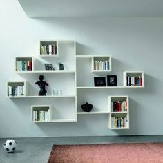 Shelves For Bedroom Walls Ideas