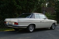 Mercedes Benz W114 250 CE | by Henrik S.