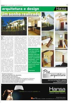 44° Jornal Bom dia - Um sonho realizado  29-06-12
