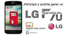 Sorteamos un móvil LG F70  @lgespana Signs, Space, Digital, Giveaway, Pageants, Clothing Branding, Prize Draw, Projects, Display
