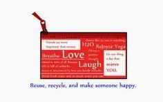 Random Act of Kindness 12 of 365: http://rejoyceyogablog.blogspot.com/2014/01/random-act-of-kindness-12-wallet.html