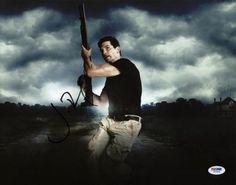 Jon Bernthal The Walking Dead Signed Authentic 11X14 Photo PSA/DNA #W79824