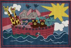 Noah's Ark - 31x47 by Fun Time. $45.70. DBA-KD-15690101. 536. Noah's Ark - 31x47