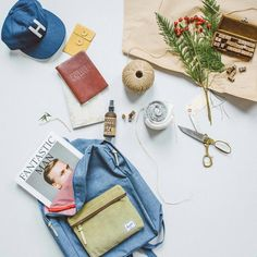 Inspired by the spirit of Holiday giving, the Gifted by Herschel Supply Pinterest board has been carefully curated with the intention of giving away a $1,000 Gift Card for our online store.