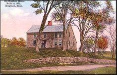 Jones River Village Historical Society    Kingston