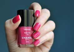 Chanel - Rose Fou 13