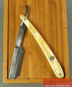 Tückmar Shavette Solingen Rasiermesser ,straight razor, coupe choux,