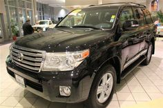 2013 Toyota LandCruiser Base 4x4 4dr SUV SUV 4 Doors Black for sale in Daly city, CA Source: http://www.usedcarsgroup.com/used-toyota-for-sale-in-daly_city-ca