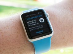 Apple Store app scores Apple Watch support in latest update - The Apple Store app for iOS has picked up an update this evening that brings support for the Apple Watch.  Specifically, the Apple Store app will now let users check order statuses, check in for Genius Bar appointments, and browse upcoming in-store events and workshops right from their wrist with the Apple Watch. Here's the full, official breakdown of what's new in the Apple Store app: The convenience o
