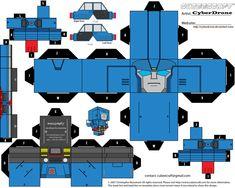 Cubee - Skids 'G1' by CyberDrone.deviantart.com on @deviantART