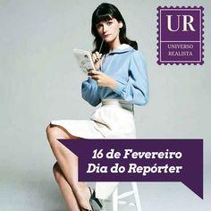 #DiaDoReporter - 16 de Fevereiro, e quem melhor para representar esse profissional que a talentosa e impetuosa Lois Lane #urdatas