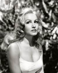 Julie Newmar, stage, film, and television actress and dancer. She was the original Catwoman in the 1960's Batman series.
