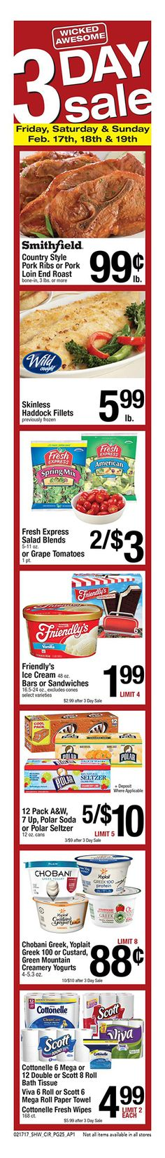 Shaws 3 Day Sale October 14 16 2016 Http Www
