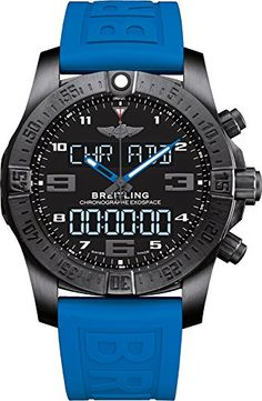 Breitling Exospace B55 VB5510H2BE45235S >>> Click on the image for additional details.