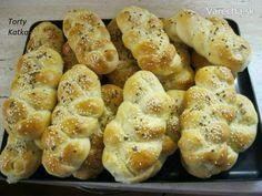 Výborne, chutné a hlavne jednoduché na prípravu zemiakové pletienky. Croissant, Pretzel Bites, French Toast, Pizza, Potatoes, Vegetables, Breakfast, Breads, Morning Coffee