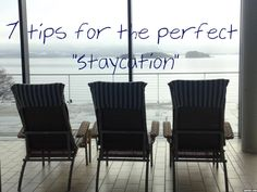 7 tips for the perfect staycation. Take a holiday in your own city. Outdoor Chairs, Outdoor Furniture Sets, Outdoor Decor, Staycation, Hostel, Norway, Travelling, Travel Tips, Around The Worlds