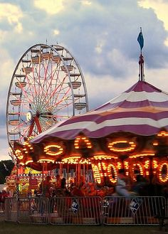 The Northern Wisconsin State Fair is open every July in Chippewa Falls! Photo courtesy of Chippewa Falls Area Chamber via flickr