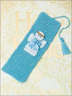 angel bookmark free crochet pattern....10 Free Patterns