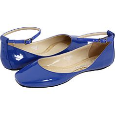 blue flats.... i want some anklet ballet slipper type flats so bad! and i love this color blue!!! i will have a pair of this type shoe for spring