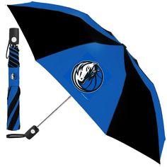 "Dallas Mavericks WinCraft 42"" Folding Umbrella"