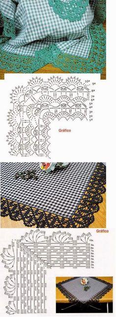 Crochet, detalles y amor familiar