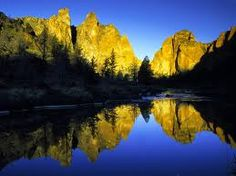 Smith Rocks National Park, OR