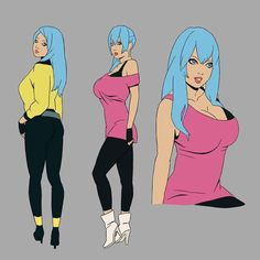 "ca-tsuka: New designs for upcoming ""Lastman"" french animated TV series directed by Jeremie Perin. Female Character Design, Character Design Animation, Character Drawing, Character Design Inspiration, Character Concept, Character Reference, Character Development, Concept Art, Comics Illustration"