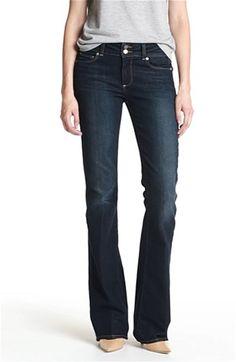 Paige Denim 'Hidden Hills' Bootcut Stretch Jeans (Super McKinley)
