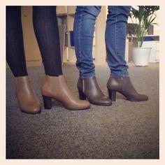 Auch wir sind begeistert von unseren Schuhen und haben direkt mal Schuhe bestellt ;-)