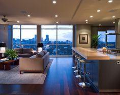 Luxury, living room, house, home, interior, design, grey, wood, flooring