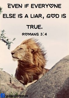 Romans 3:4 facebook.com/donttakethemark