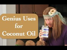 a1eaa3608833a Genius Uses for Coconut Oil (funny) - Ultra Spiritual Life episode 21 -  with JP Sears