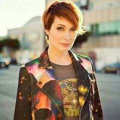Charlie played by Felicia Day