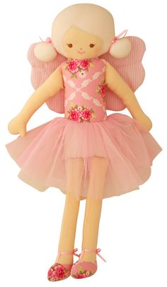 fairy doll by Alimrose Designs from www.dotsanddaisies.com.au