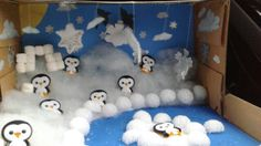 Penguin habitat project