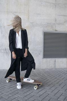 one piece clothing jogging fashion adidas superstar blog