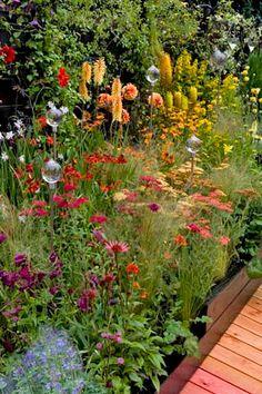 English Garden Design, Zen Garden Design, Vertical Garden Design, Rustic Gardens, Outdoor Gardens, California Garden, Colorful Garden, Rainbow Garden, Peonies Garden