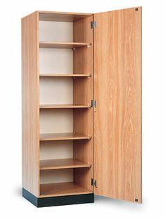 Storage/supply closet