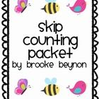 Skip Counting activities - 72 task cards