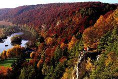 Nationalpark Bayerischer Wald - http://www.naturescanner.nl/europa/duitsland