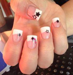Rock star nails