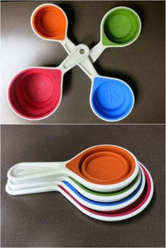 Collapsible Measuring Cups                                                                                                                                                                                 More
